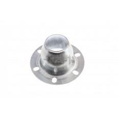 Адаптер колено/глушитель   4T GY6 50   (Ø100mm)   KOMATCU   (mod.A)