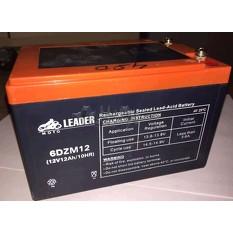 Акумулятор (АКБ) 12V 12А гелевий (153х100х98 чорний) (2019 г.) LDR арт.A-480
