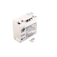 Аккумулятор (АКБ) 12V 18А AGM (181x77x167, серый) OUTDO арт.A-1376