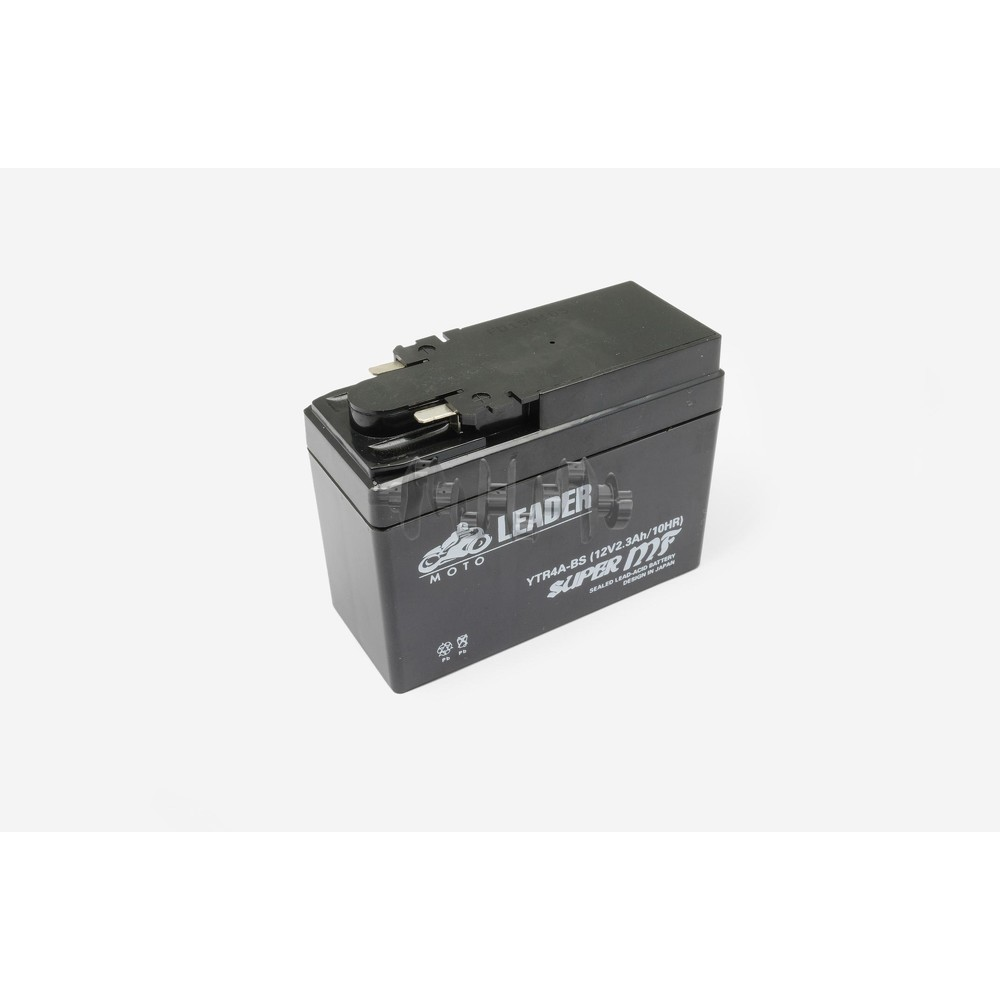 Акумулятор (АКБ) 12V 2,3А гелевий, Honda (115x49x86, `` таблетка``, синій) LDR арт.A-988