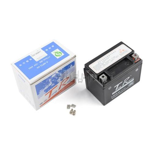 Акумулятор (АКБ) 12V 4А AGM (114x71x88, чорний) TR арт.A-949