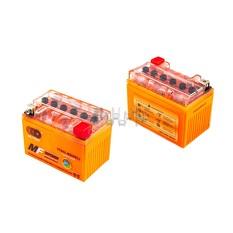 Аккумулятор (АКБ) 12V 4А гелевый (114x71x88) OUTDO (AKY) арт.A-1488
