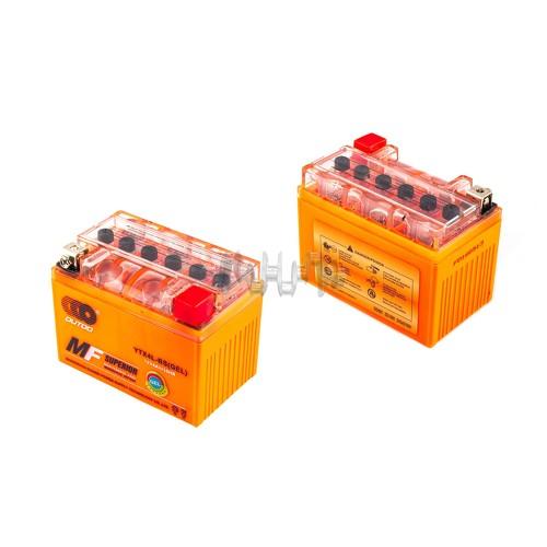 Акумулятор (АКБ) 12V 4А гелевий (114x71x88) OUTDO (AKY) арт.A-1488