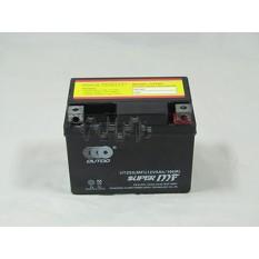 Акумулятор (АКБ) 12V 5А гелевий (чорний) MF (UTZ5S, 115x86x70) DELTA 110/125 (Japan Tech) ZV арт.A-1917