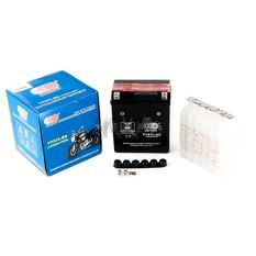 Аккумулятор (АКБ) 12V 6А заливной (113x70x130, черный, mod:UTX 7L-BS) OUTDO арт.A-1358