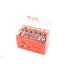 Аккумулятор (АКБ) 12V 7А гелевый (150x87x93, оранжевый) EVO арт.A-172