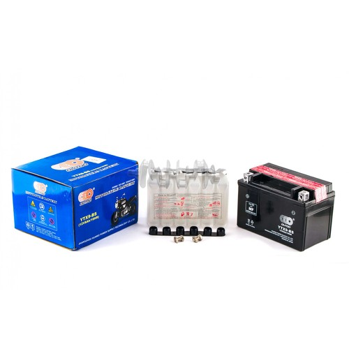 Аккумулятор (АКБ) 12V 8А заливной (151x86x106) (+электролит) OUTDO (AKY) арт.A-1493