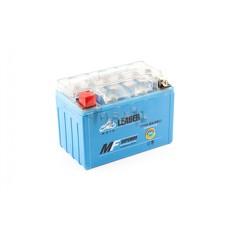 Аккумулятор (АКБ) 12V 9А гелевый (151x86x106, синий) (2019 г.) LDR арт.A-840