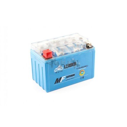Акумулятор (АКБ) 12V 9А гелевий (151x86x106, синій) (2019 г.) LDR арт.A-840