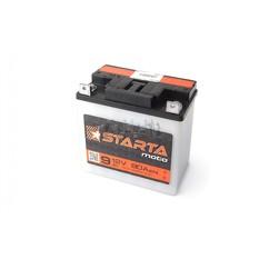 Аккумулятор (АКБ) 12V 9А заливной STARTA (VOV) арт.A-1326