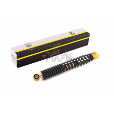 Амортизатор   GY6, DIO ZX   310mm, стандартный   (черный)   ZUNA