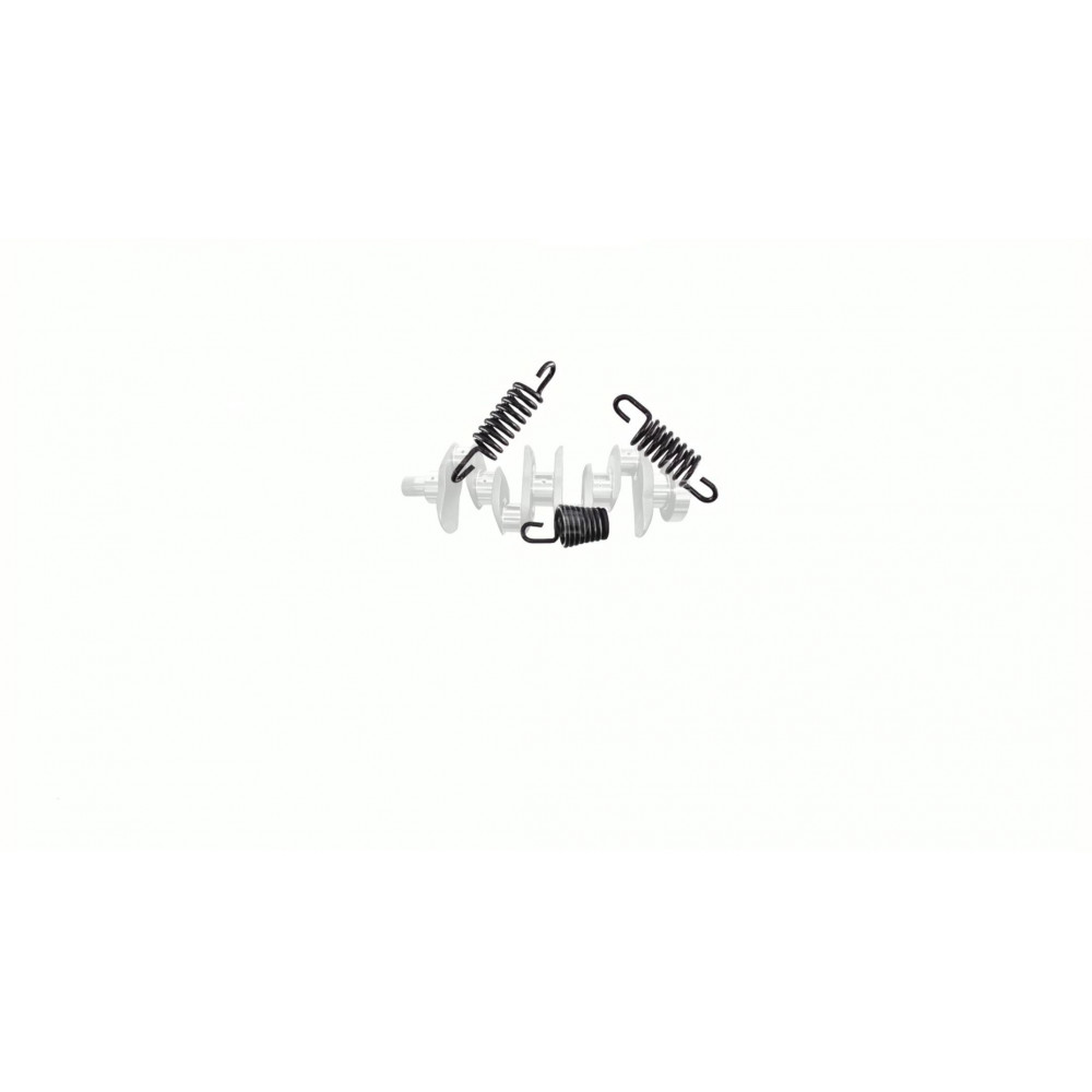 Амортизатор б/п   для Partner P350   (3 пружины)   BEST   (mod.A)
