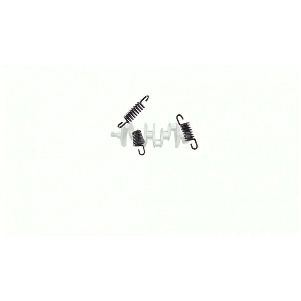 Амортизатор б/п   для Partner P350   (3 пружины)   BEST   (mod.B)