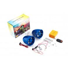 Аудиосистема   (3.5, синяя, подсветка, сигн., МР3/FM/SD/USB, ПДУ, разъем ППДУ 3K)   BEST CHOICE