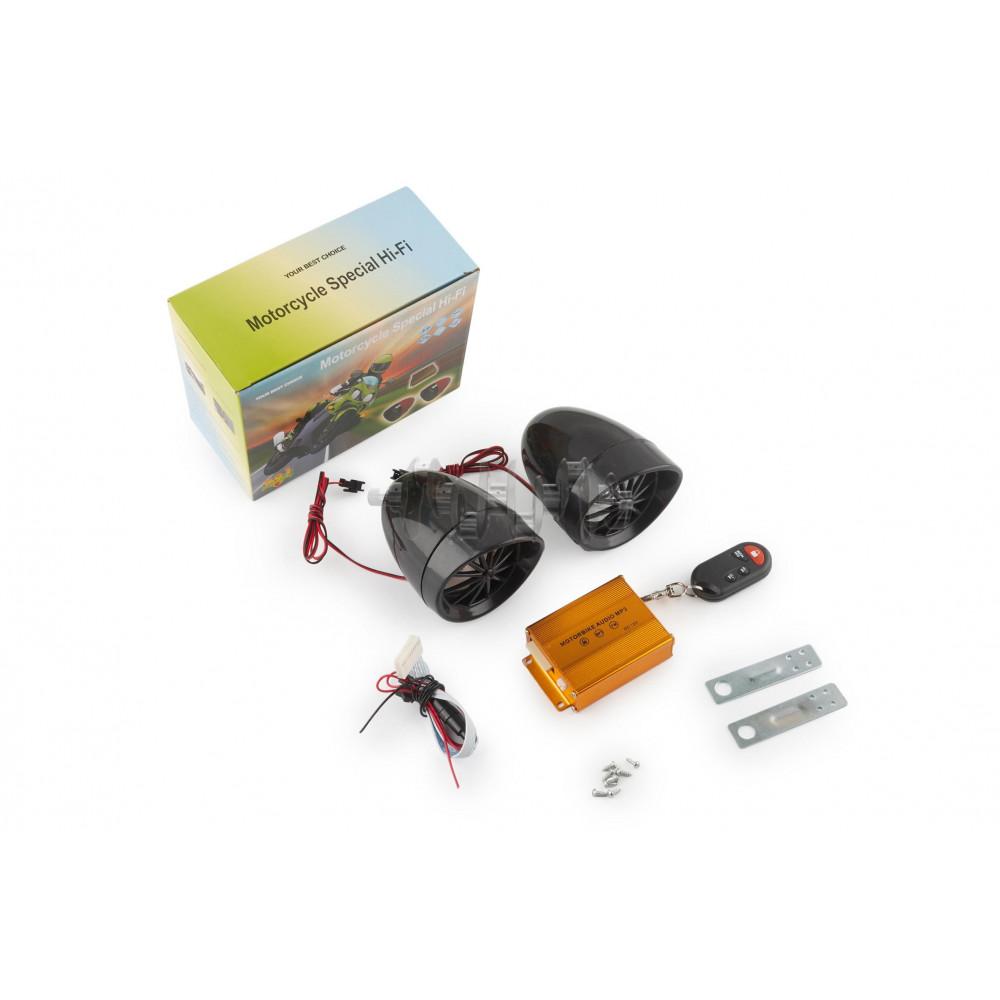 Аудиосистема   (3.5, черная, подсветка, сигн., МР3/FM/SD/USB, ПДУ)   BEST CHOICE