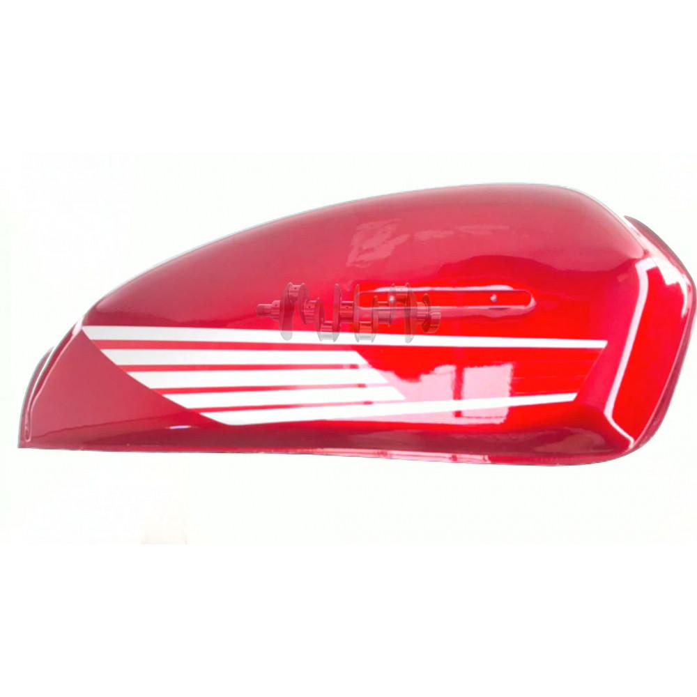Бак топливный   Alpha   (красный)   EVO