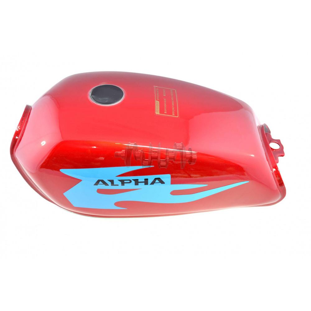 Бак топливный   Alpha   (красный)   KOMATCU   (mod.A)