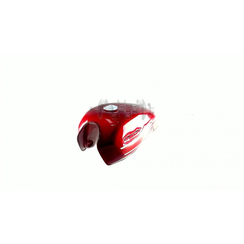 Бак топливный   Alpha   (красный)   ZV
