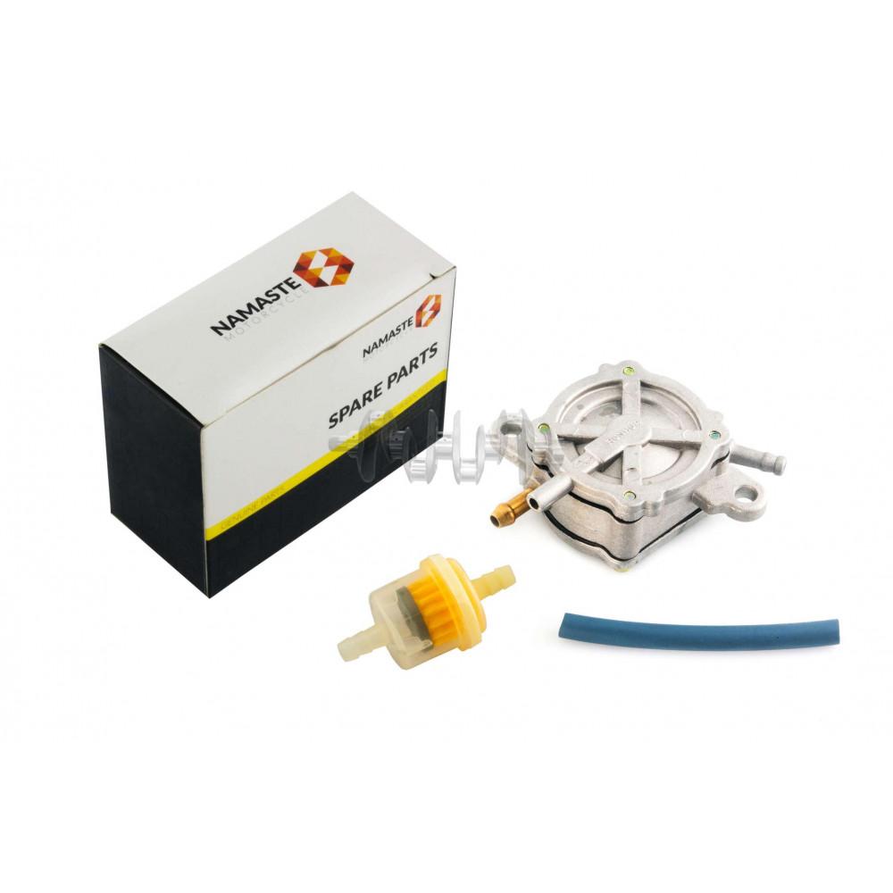 Бензонасос вакуумный   Honda DIO   (+топливный фильтр)   NAMASTE