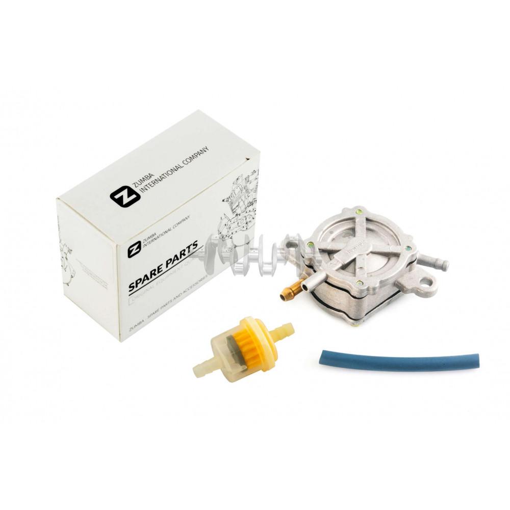 Бензонасос вакуумный   Honda DIO   (+топливный фильтр)   ZUMBA