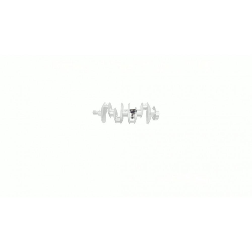Болт кареточного вала  (под шестигранник)   SVT