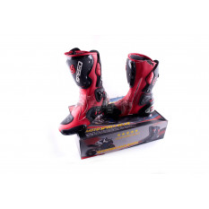 Ботинки   PROBIKER   (mod:1001, size:40, красные)