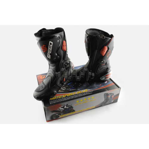 Ботинки   PROBIKER   (mod:1001, size:40, черные)