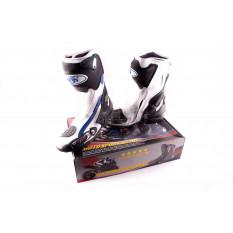 Ботинки   PROBIKER   (mod:1002, size:41, белые)