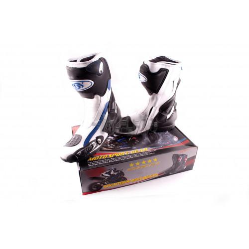 Ботинки   PROBIKER   (mod:1002, size:45, белые)