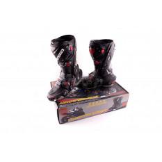 Ботинки   PROBIKER   (mod:1003, size:44, черные)