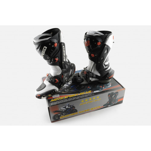 Ботинки   PROBIKER   (mod:1003, size:45, белые)