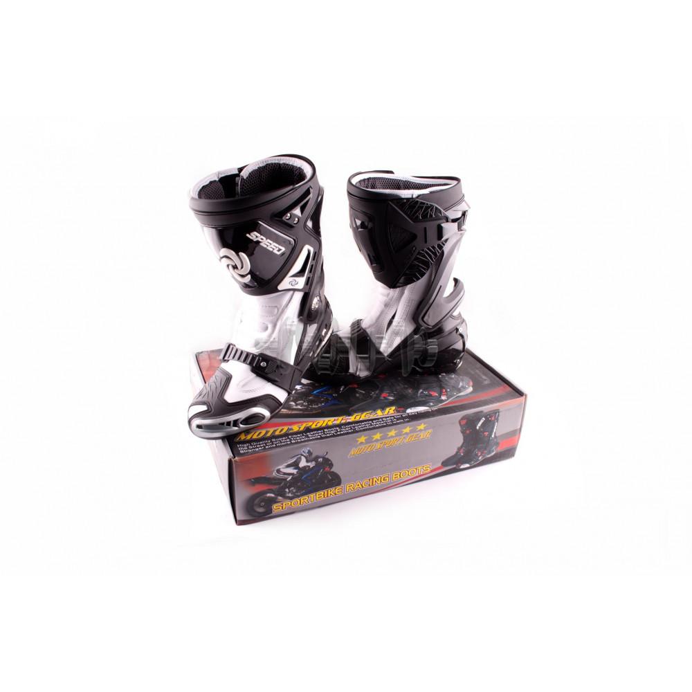Ботинки   PROBIKER   (mod:1005, size:40, белые)