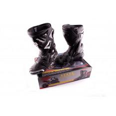 Ботинки   PROBIKER   (mod:1005, size:40, черные)