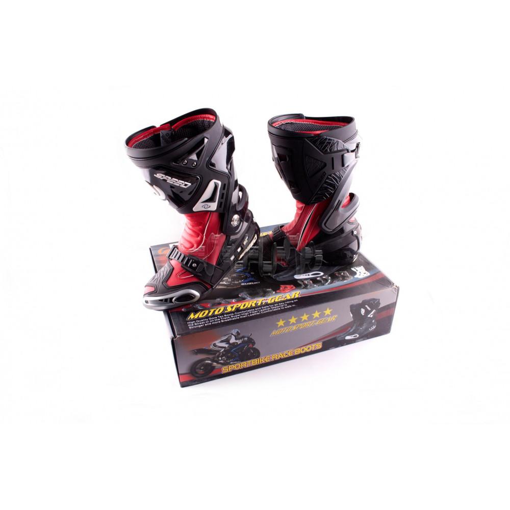 Ботинки   PROBIKER   (mod:1005, size:43, красные)