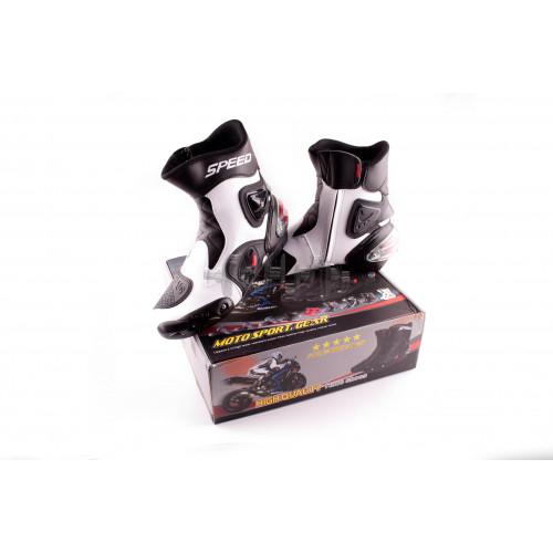 Ботинки   PROBIKER   (mod:A004, size:45, белые)