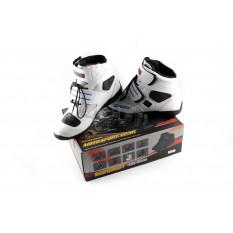 Ботинки   PROBIKER   (mod:A005, size:40, белые)