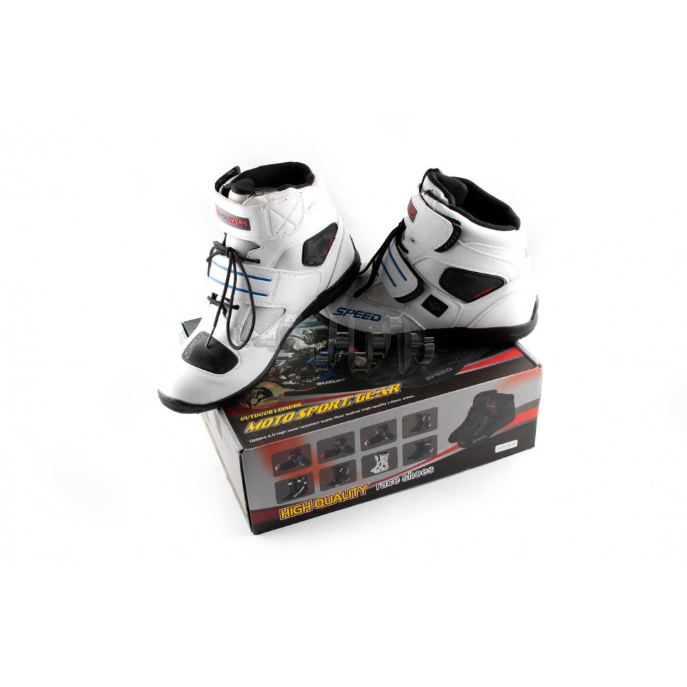 Ботинки   PROBIKER   (mod:A005, size:45, белые)