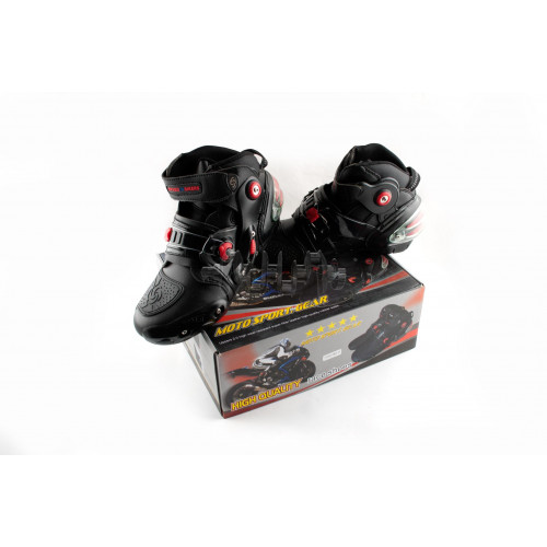Ботинки   PROBIKER   (mod:A09001, size:43, черные)