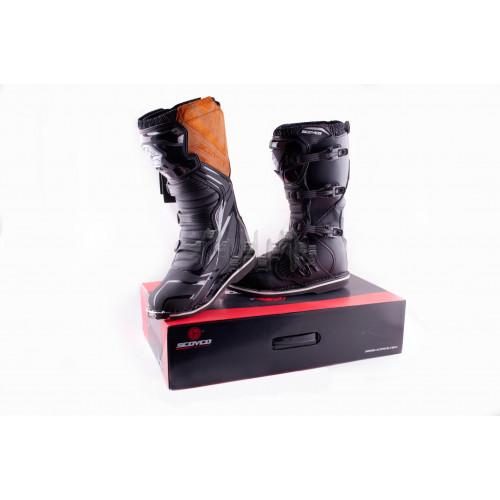 Ботинки   SCOYCO   (mod:MBM001, size:42, черные)
