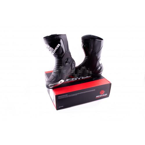 Ботинки   SCOYCO   (mod:MBT004, size:42, черные)