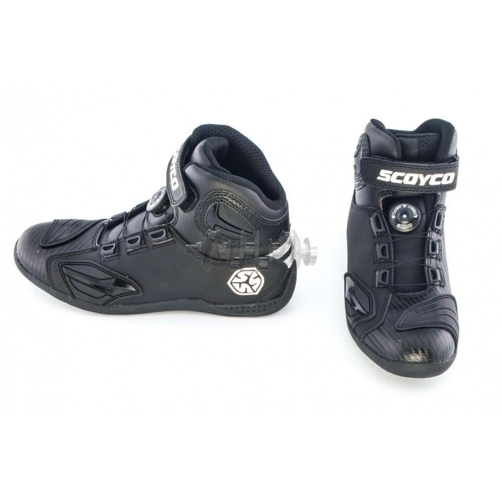 Ботинки   SCOYCO   (size:43,черные)