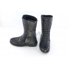 Ботинки   SCOYCO   (черные высокие, size:43)