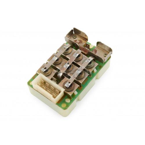 БПВ-4   (блок полупроводниковый выпрямительный) (+фишка)   JING   (mod.A)