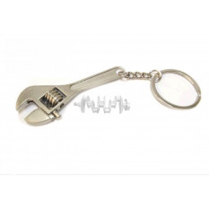 Брелок металл   (разводной ключ)   DVK