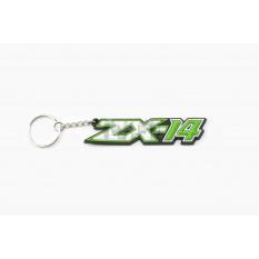 Брелок резиновый   ZX-14   (#YSK120)