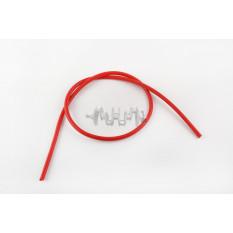Бронепровод 1000mm   (красный, силикон)   DM