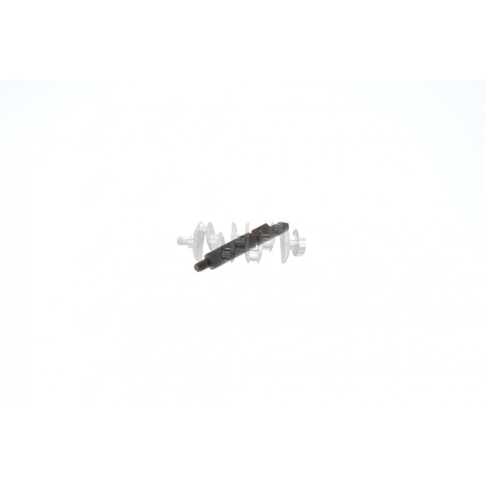 Вал выжима сцепления веломотора   KOMATCU   (mod.A)