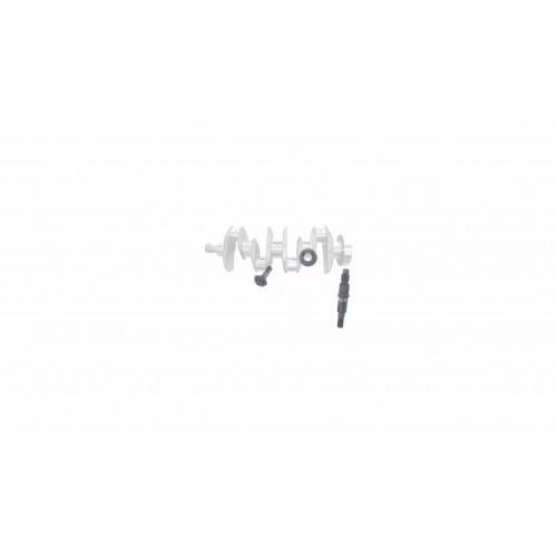 Вал редуктора мотокосы   (+шестерни 7Т)   WOODMAN   (mod.A)