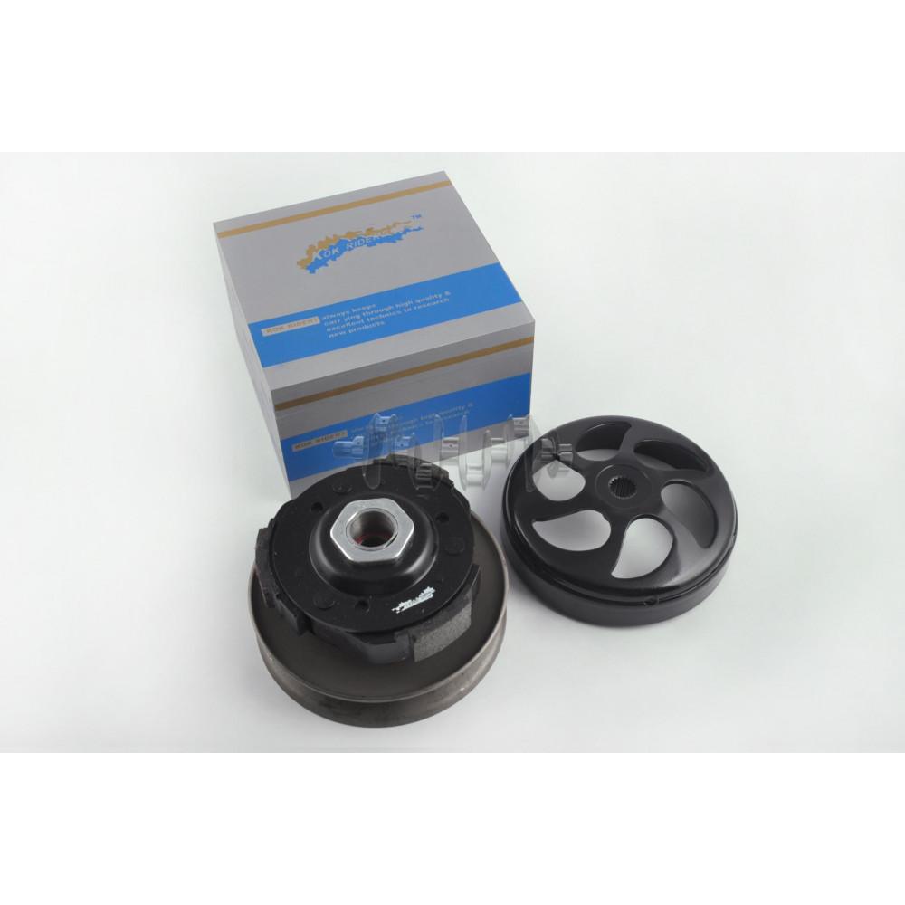 Вариатор задний (тюнинг)   4T GY6 125/150   (с барабаном)   KOK RIDERS