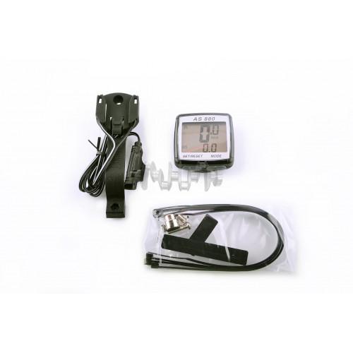 Велокомпьютер   (проводной)   (mod:AS-880)   ASSIZE   (#BDRK)